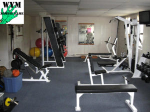 Home Gym-Weight Room